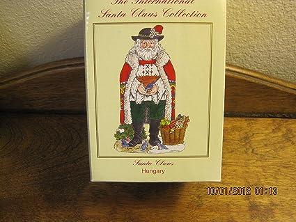 Amazon.com: the international santa claus collection santa claus