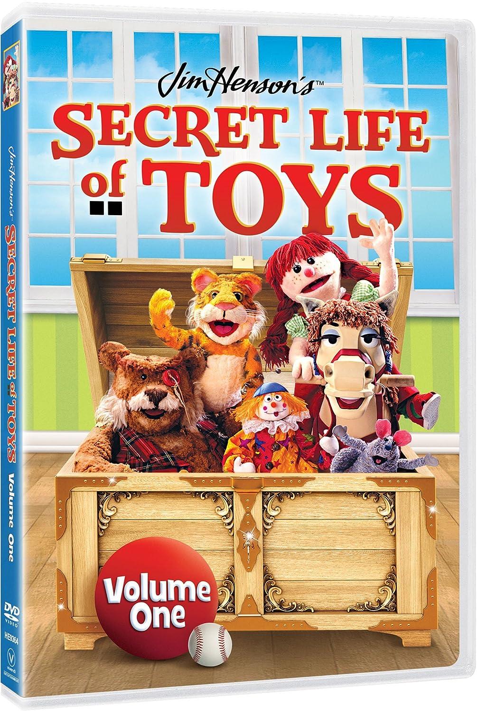 Amazon.com: The Secret Life of Toys: Volume 1: Various, Jim Henson ...