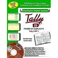 Tally ERP 9 (Power Of Simplicity)  (With Youtube AV)