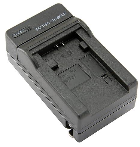 Amazon.com: STK de Canon BP-727 Cargador de batería – para ...