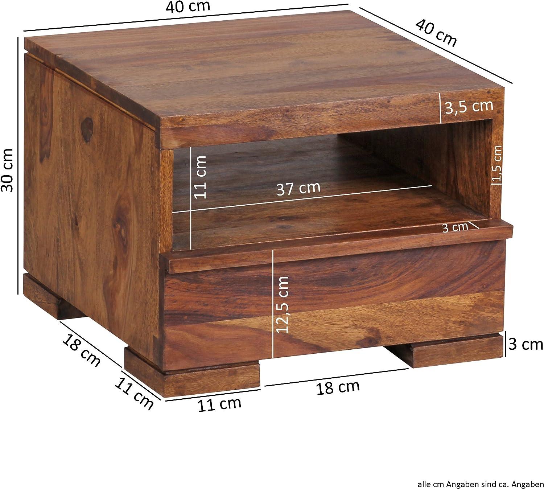 Kommode Holz Dunkel 2021