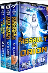 Assault on Orion - The Orion War Books 7-9 (The Orion War Collection Book 3) Kindle Edition
