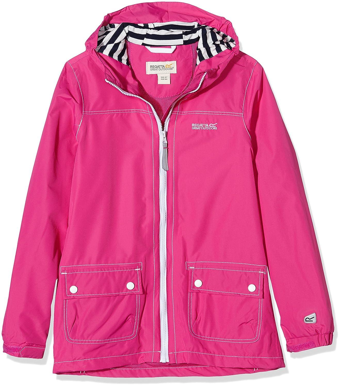 Regatta Foxworth infantil augastes chaqueta/abrigo impermeable mamamemo Jem años Rosa Talla:11-12 años Jem ceb45e