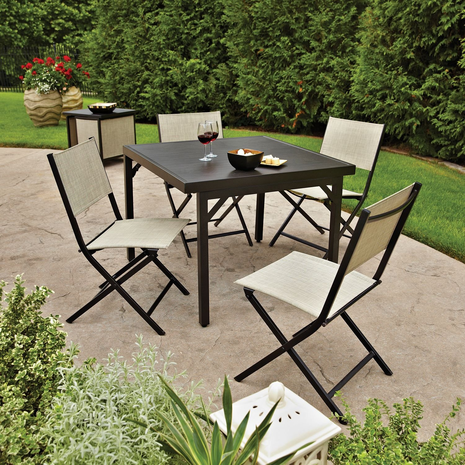 Amazon Member s Mark Logan Sling 6 Piece Patio Set With