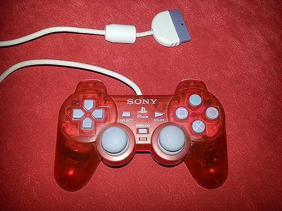 Play Station - Controller Dual Shock PSone Mando Controlador Doble Gris: Amazon.es: Videojuegos