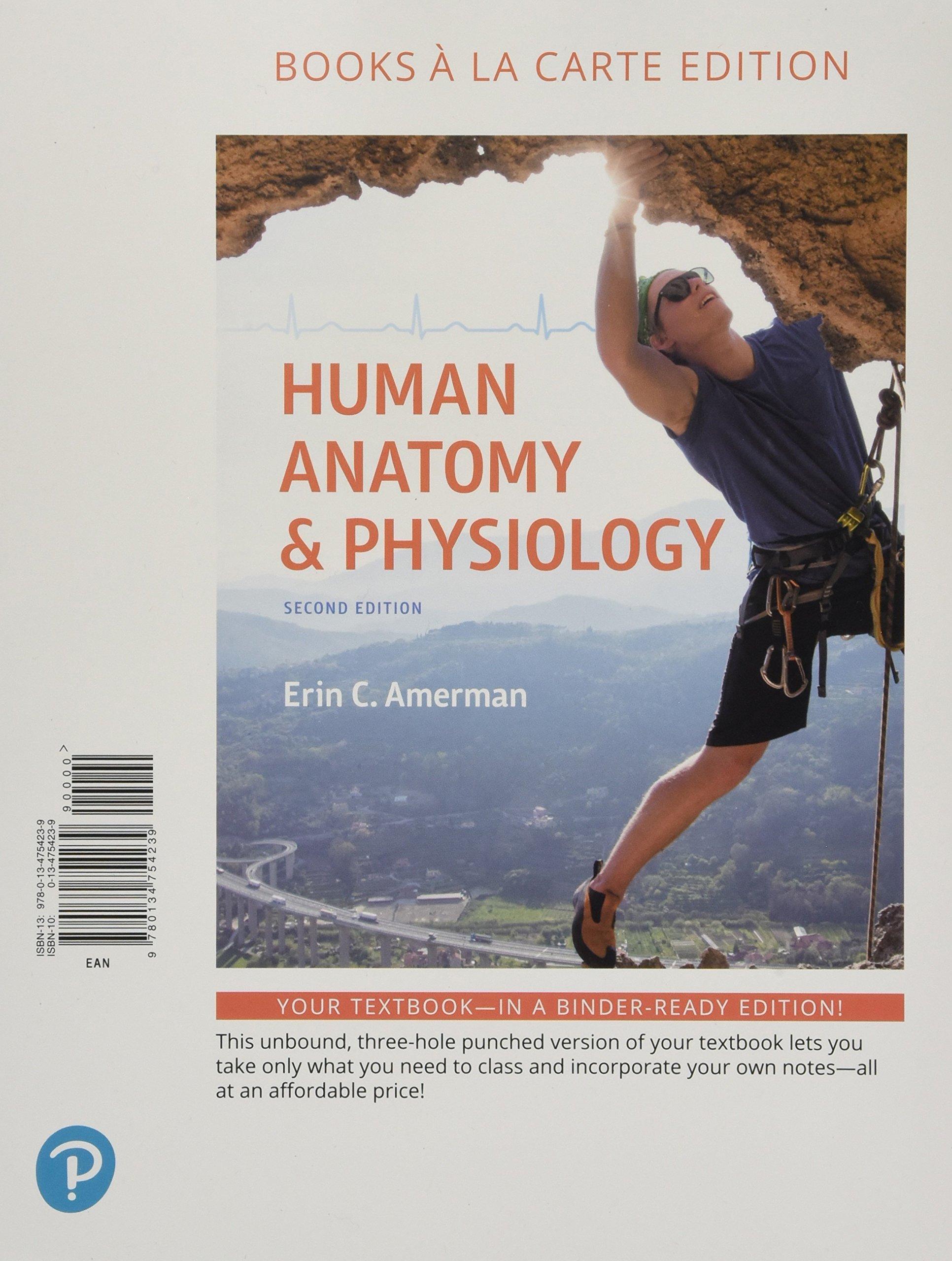Buy Human Anatomy & Physiology + Masteringa&p With Pearson Etext ...