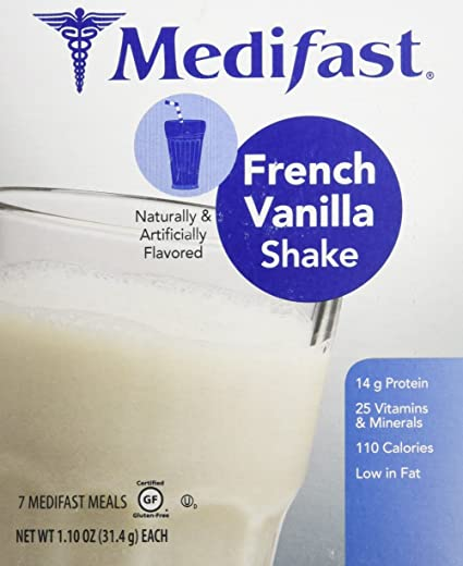 Medifast diet fat burning state
