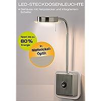 Trango Luz de enchufe LED TG2605 Aplique I