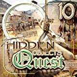 Hidden Objects Quest 10: Ghost Towns