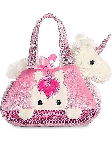 Aurora 32795 - Bolso Fancy Pal Peek-a-Boo para mascotas, unicornio,