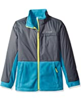 Amazon.com: Columbia Boys' Steens MT II Fleece Jacket: Fleece ...