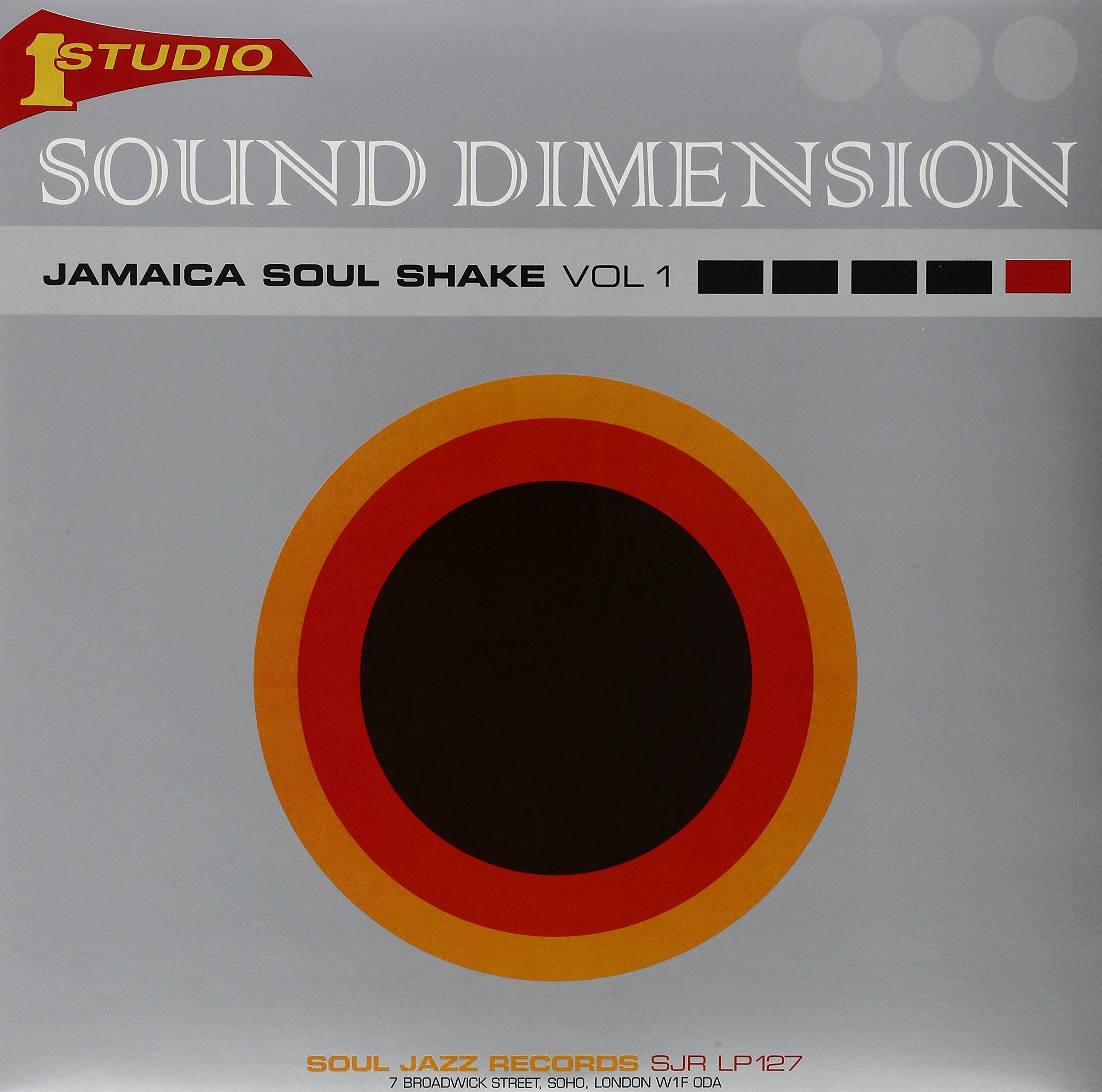 Jamaica Soul Shake, Vol. 1 [Vinyl] by Soul Jazz Records