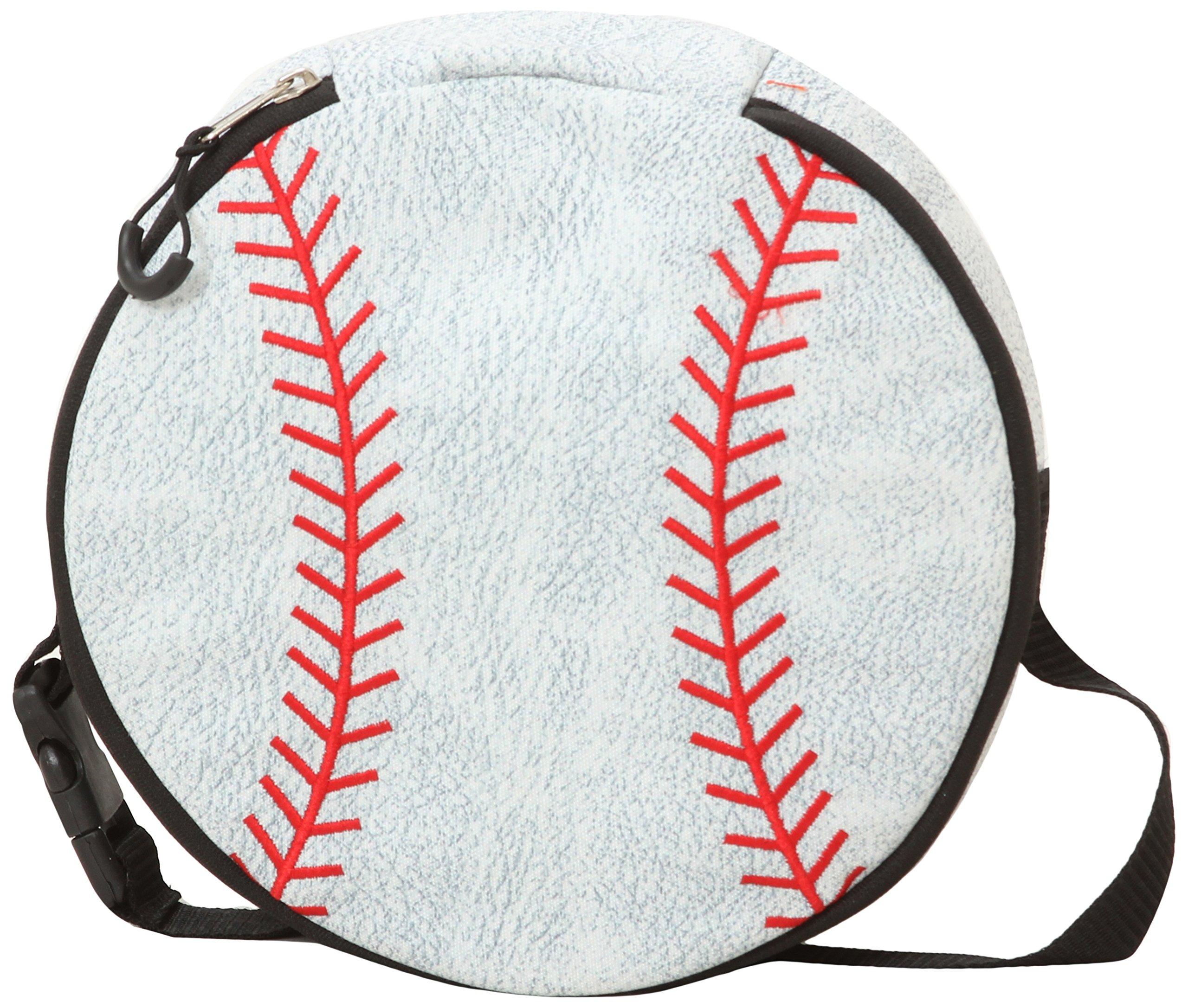 Wow! Works 682685 Baseball Lunch Bag