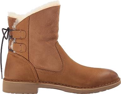 Naiyah Winter Boot, Chestnut
