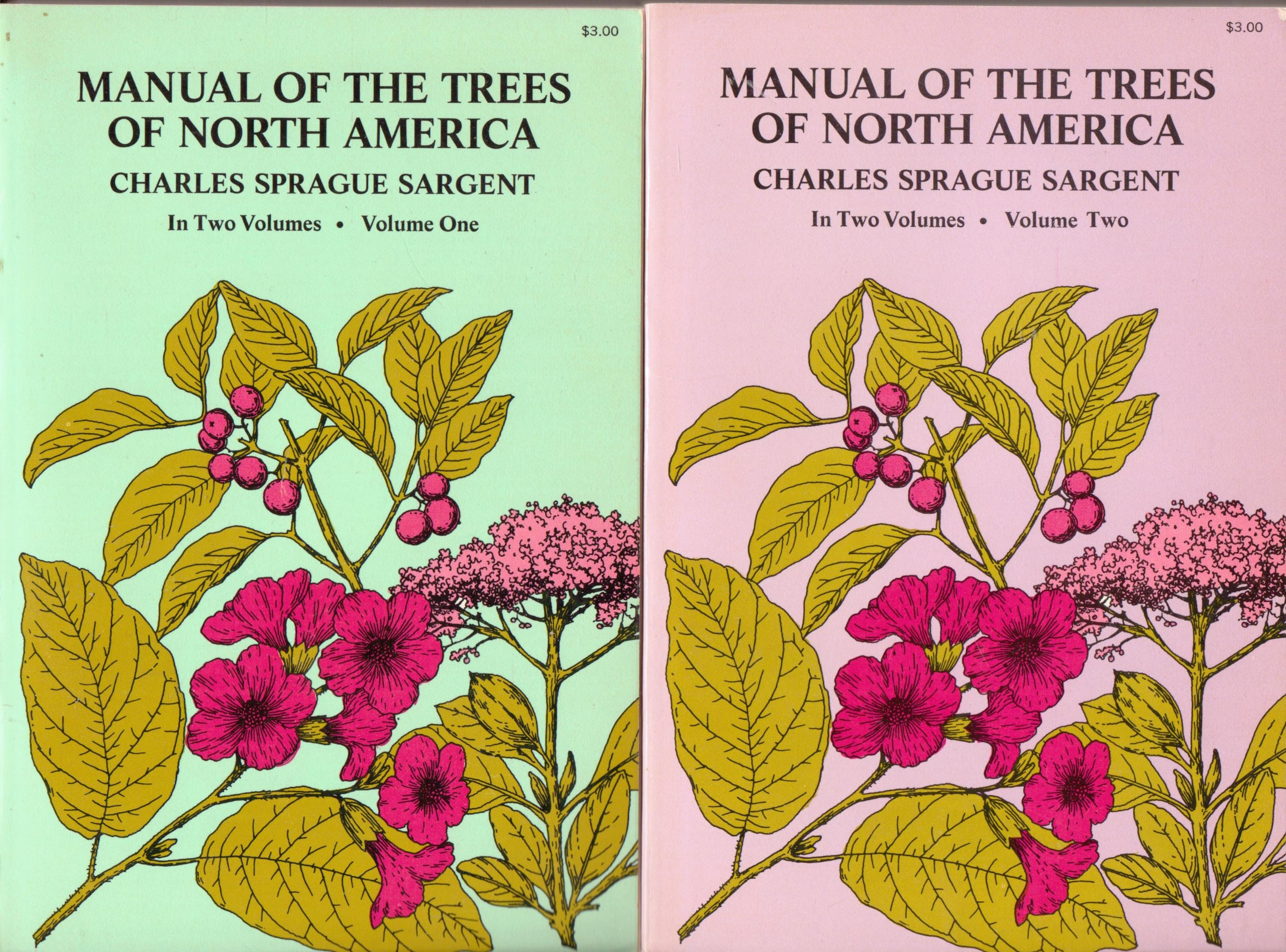 Manual of the Trees of North America., Charles Sprague Sargent