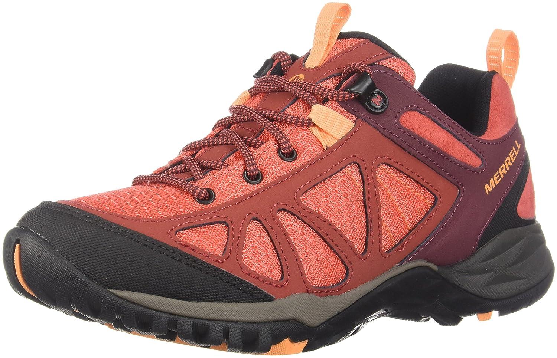 Hot Coral Merrell Women's Siren Sport Q2 Hiking shoes