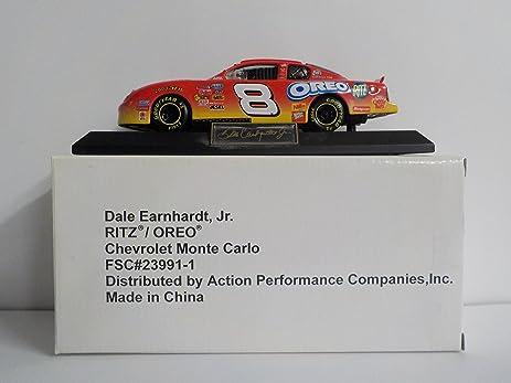 Dale Earnhardt Jr. Chevrolet Monte Carlo   RITZ / OREO