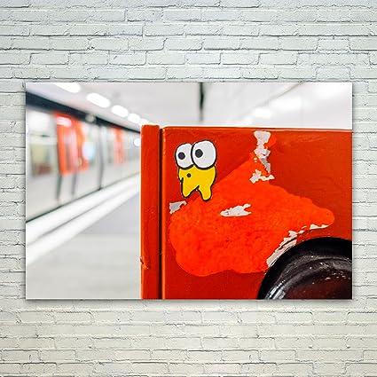 amazon com westlake art transit hamburg 16x24 poster print wall