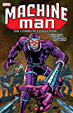Machine Man by Kirby & Ditko: The Complete Collection (Machine Man (1978-1981)) (English Edition)
