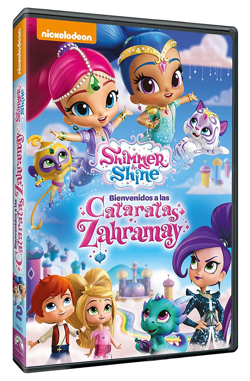 Shimmer Y Shine 2: Cataratas Zahramay [DVD]