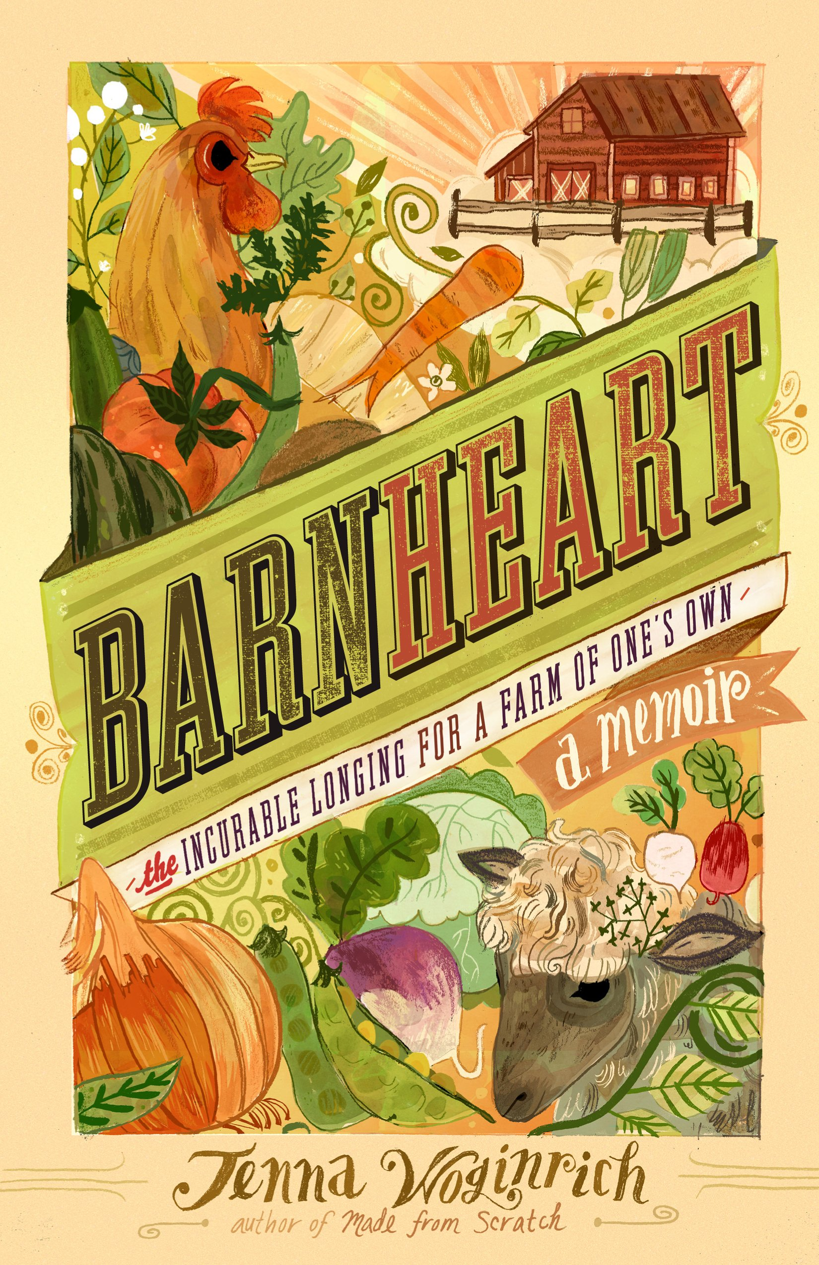 Download Barnheart: The Incurable Longing for a Farm of One's Own pdf
