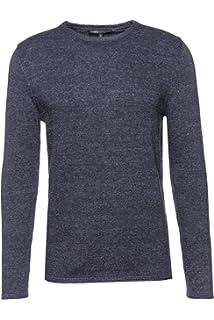 Drykorn Pullover Laureen für Damen Blau M: : Bekleidung
