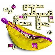 Olympic Bananagrams Board Game,Yellow