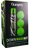 Granger's Down Wash Kit / 10 oz / Perfect for Thoroughly Cleaning All Down Items / Made in England