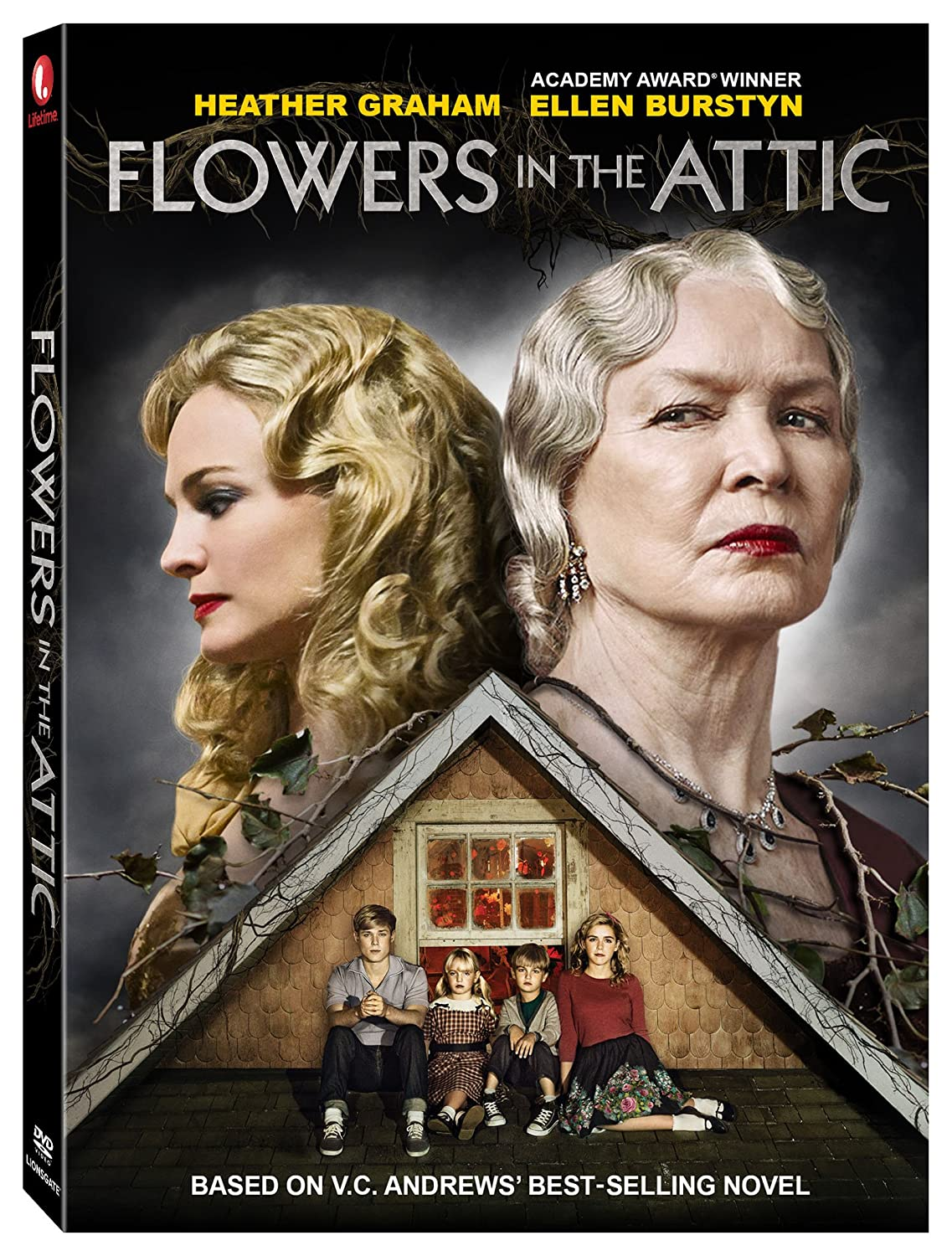 amazon com flowers in the attic dvd flowers in the attic
