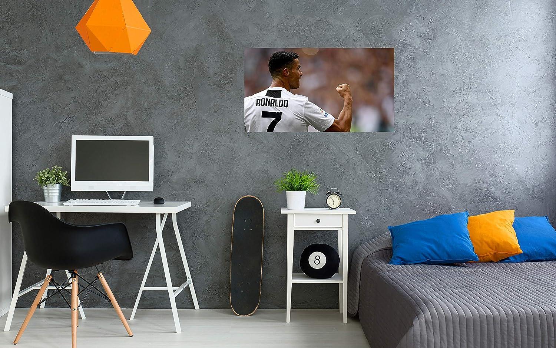DROB Collectibles CR7 08 Cristiano Ronaldo Juventus - Póster Mural ...