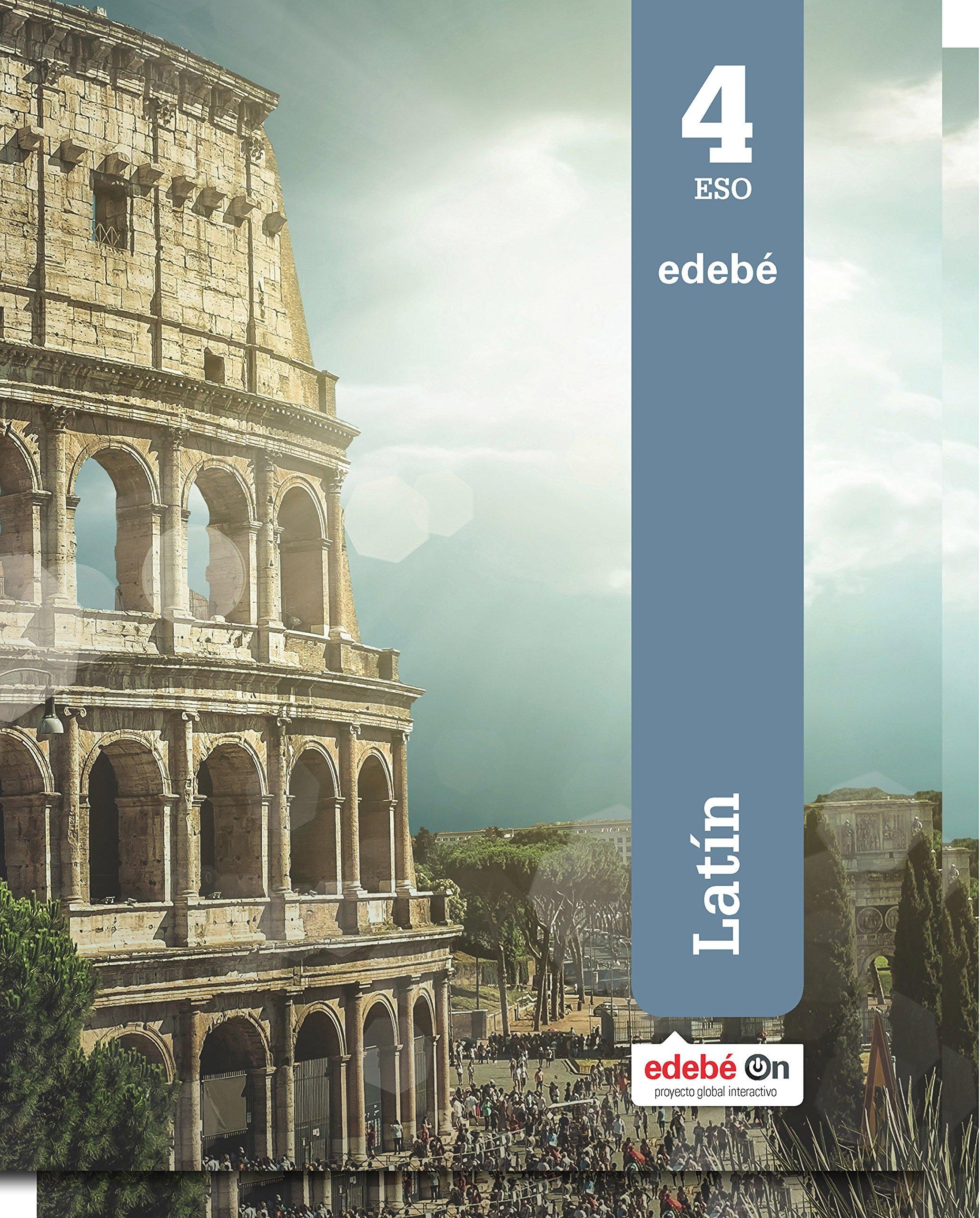 LATÍN 4 - 9788468316536: Amazon.es: Edebé, Obra Colectiva: Libros