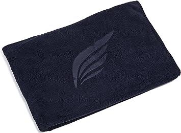 Toalla de microfibra de alta calidad – medidas: 140 x 70 cm, diseño compacto, ultra absorbente y ...