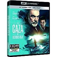 La Caza Del Octubre Rojo (4K UHD + Blu-ray)