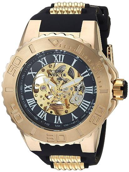 INVICTA Pro Diver Reloj DE Hombre AUTOMÁTICO Correa DE Poliuretano 24742: Invicta: Amazon.es: Relojes