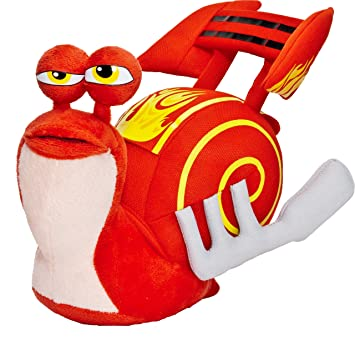 Joy Toy 339939 Turbo Burn - Caracol de peluche (20 cm): Amazon.es: Juguetes y juegos