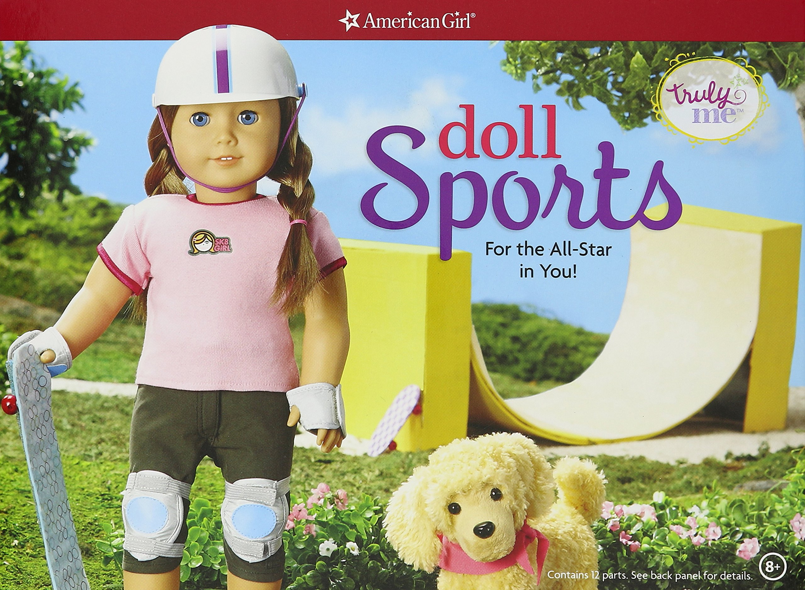 Download Doll Sports: Make Your Doll an All-Star! (American Girl Truly Me) PDF