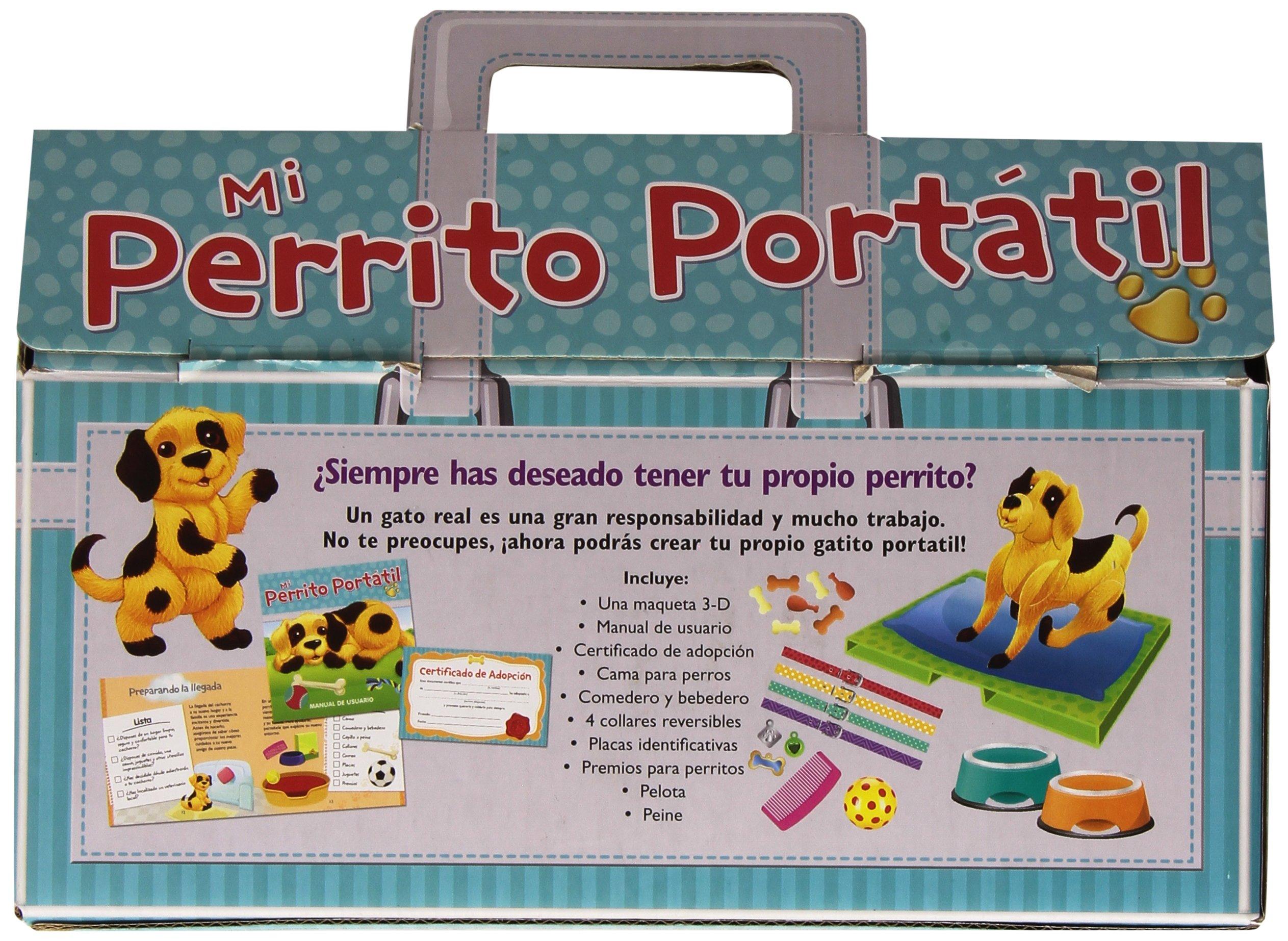 MI PERRITO PORTÁTIL: VV.AA: 9788416221981: Amazon.com: Books