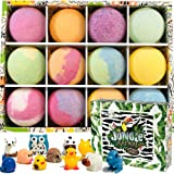 Bath Bombs for Kids with surprise inside - Set of