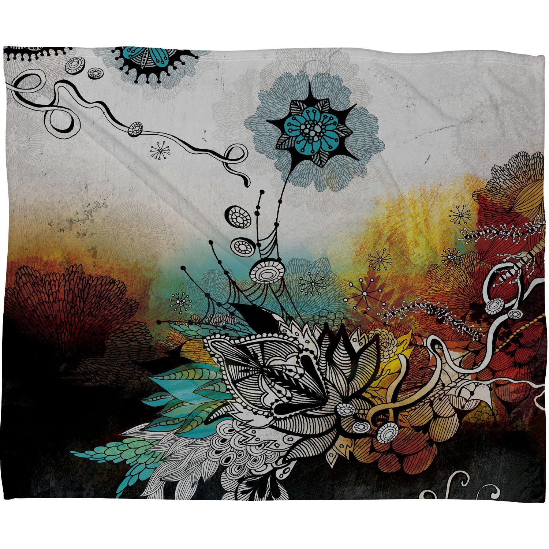 60 x 80 Deny Designs Iveta Abolina Frozen Dreams Fleece Throw Blanket