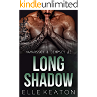Long Shadow: MM Romantic Supense (Hamarsson and Dempsey Book 2) book cover