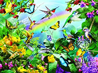 product image for Hummingbird Sanctuary 1000 Piece Jigsaw Puzzle by SunsOut