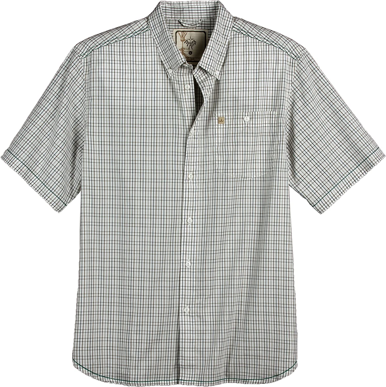 prAna Online limited product Men's Clark Shirt Attention brand Sleeve Short