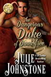 The Dangerous Duke of Dinnisfree (A Whisper of Scandal Novel Book 5) (English Edition)