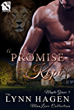 A Promise Kept [Maple Grove 5] (The Lynn Hagen ManLove Collection)