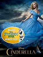 Cinderella (2015) [Includes Frozen Fever]
