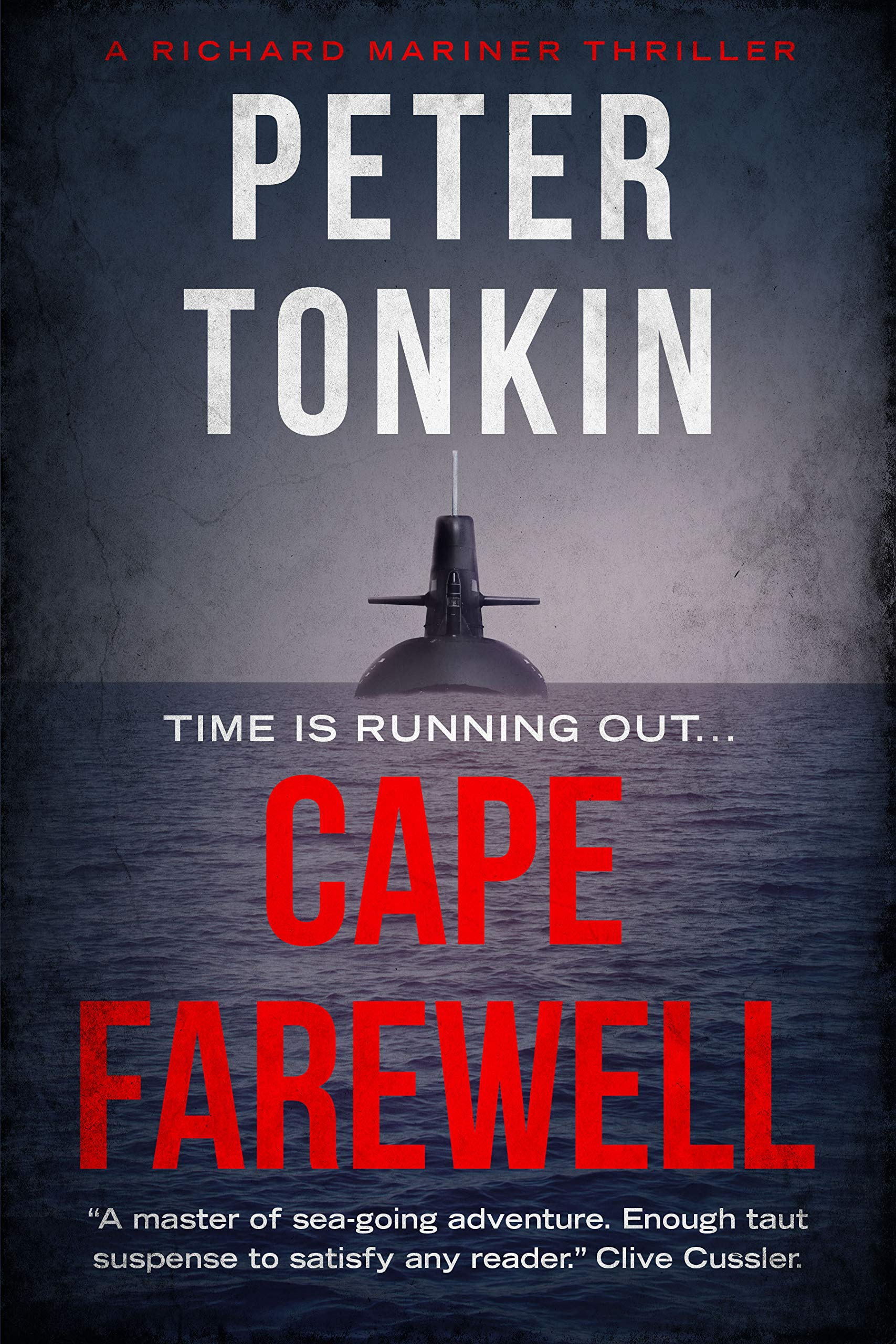 Cape Farewell: A Richard Mariner Thriller (English Edition)