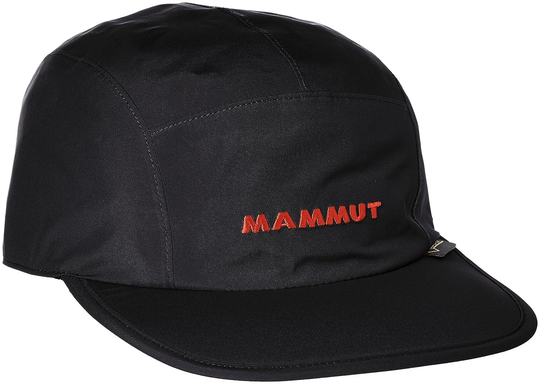(マムート)MAMMUT ユニセックス 帽子 GORE-TEX Pocketable Cap
