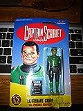 """1993 Lieutenant Green Captain Scarlet 4"""" Vivid Imaginations Figure"""