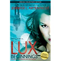 Lux Beginnings: Obsidian & Onyx, Books One and Two