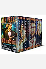 Las Vegas Paranormal Police Department: Ian Dex Unleashed Box Set: Hilarious Urban Fantasy Thrillers Kindle Edition